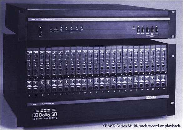 Sorcerer Sound Studios Tape Machines